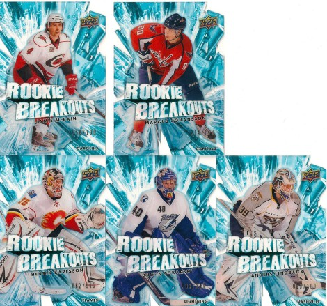 Cool insert sets from Upper Deck