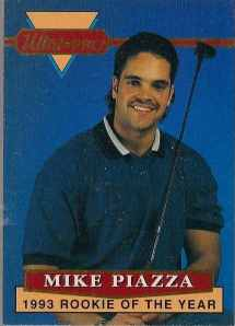 Mike Piazza as a golfer?