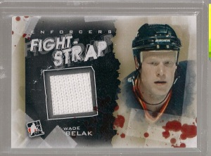Wade Belak, one tough customer