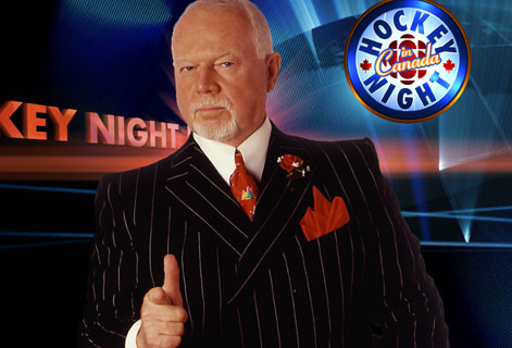 June 2nd: Don Cherry and Eddie Shore (2/2)