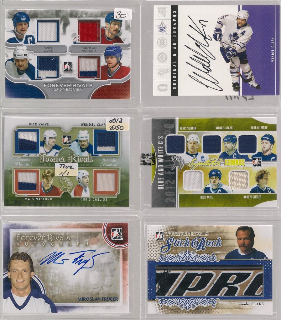 2012 toronto fall sports card expo 99goals
