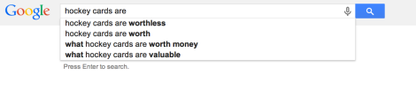 Time to pad the positive Google search results